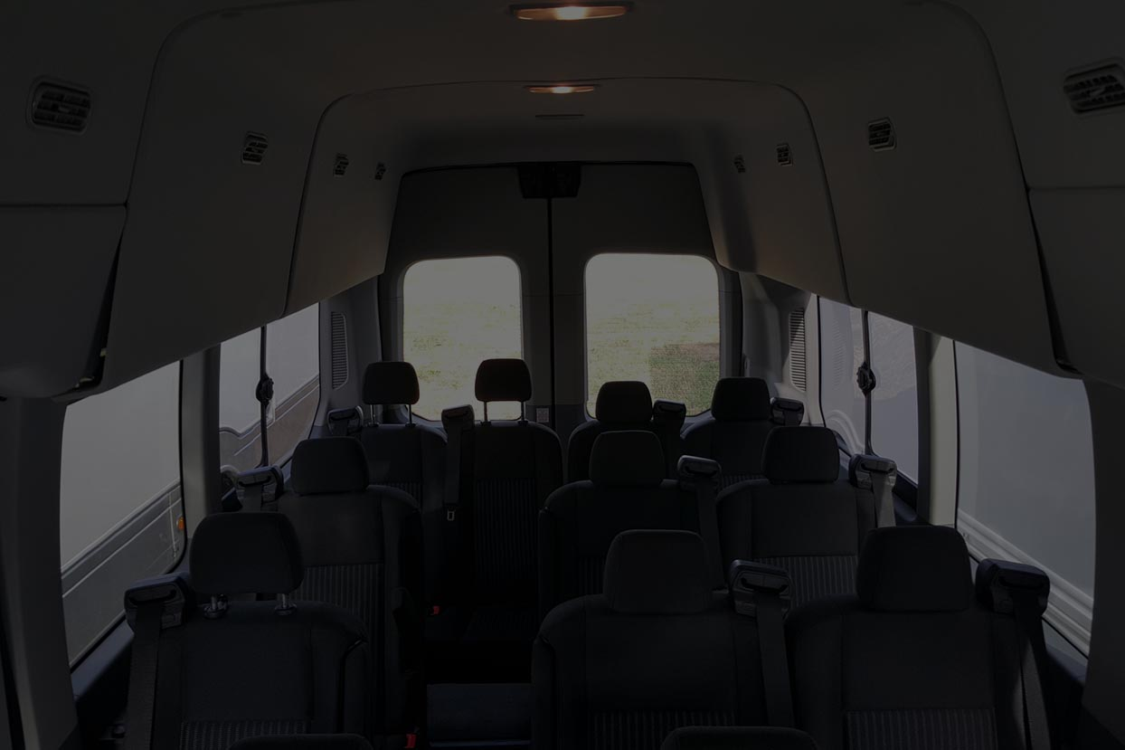 shuttle services for rental